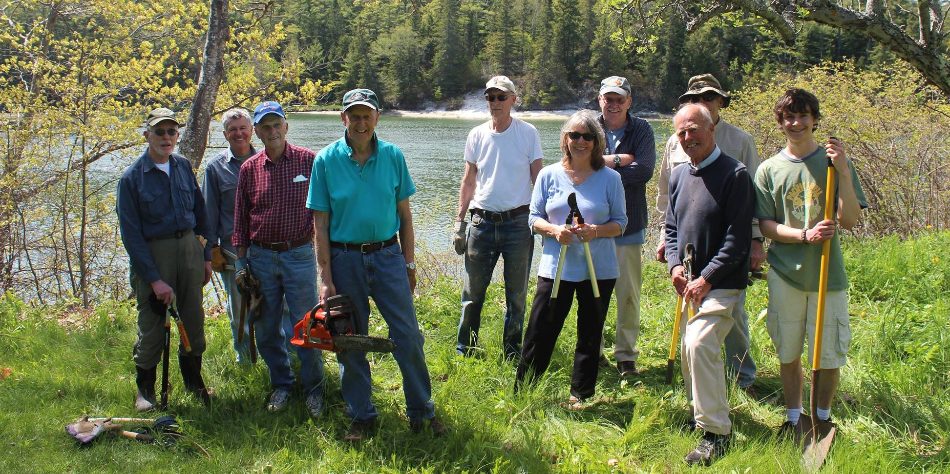 Members of both Damariscotta River Association and Pemaquid Watershed Association have united as Coastal Rivers Conservation Trust.